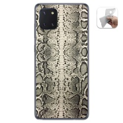 Funda Gel Tpu para Samsung Galaxy Note 10 Lite diseño Animal 01 Dibujos