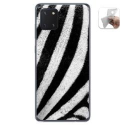 Funda Gel Tpu para Samsung Galaxy Note 10 Lite diseño Animal 02 Dibujos