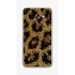 Funda Gel Tpu para Samsung Galaxy A5 (2017) Diseño Leopardo Dibujos