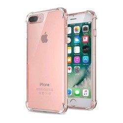 Funda Gel Tpu Anti-Shock Transparente para Iphone 7 Plus / 8 Plus