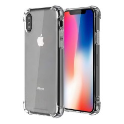 Funda Gel Tpu Anti-Shock Transparente para Iphone  X / Xs