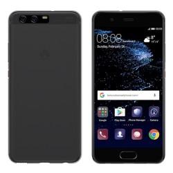 Funda Gel Tpu para Huawei P10 Plus Color Negra