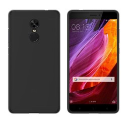 Funda Gel Tpu para Xiaomi Redmi Note 4X / Note 4 Version Global Color Negra