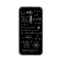 """Funda Gel Tpu para Asus Zenfone Go 5"""" (Zb500Kl) Diseño Formulas Dibujos"""