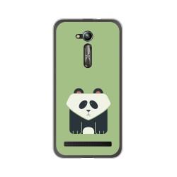 """Funda Gel Tpu para Asus Zenfone Go 5"""" (Zb500Kl) Diseño Panda Dibujos"""