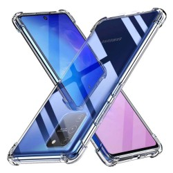 Funda Gel Tpu Anti-Shock Transparente para Samsung Galaxy S10 Lite