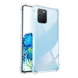 Funda Gel Tpu Anti-Shock Transparente para Samsung Galaxy S20+ Plus