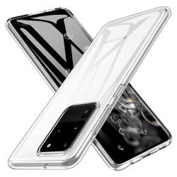 Funda Gel Tpu Fina Ultra-Thin 0,5mm Transparente para Samsung Galaxy S20 Ultra