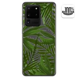 Funda Gel Transparente para Samsung Galaxy S20 Ultra diseño Jungla Dibujos