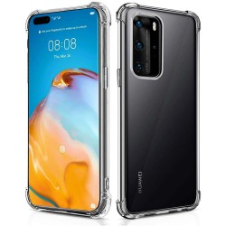 Funda Gel Tpu Anti-Shock Transparente para Huawei P40 Pro