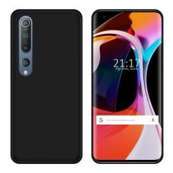 Funda Silicona Gel TPU Negra para Xiaomi Mi 10 / Mi 10 Pro