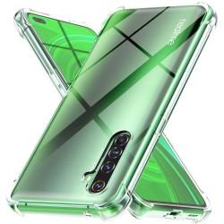 Funda Gel Tpu Anti-Shock Transparente para Realme X50 Pro 5G