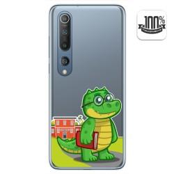 Funda Gel Transparente para Xiaomi Mi 10 / Mi 10 Pro diseño Coco Dibujos