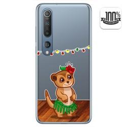 Funda Gel Transparente para Xiaomi Mi 10 / Mi 10 Pro diseño Suricata Dibujos