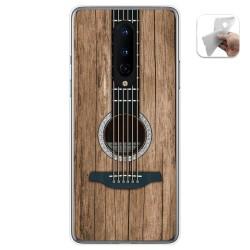 Funda Gel Tpu para OnePlus 8 diseño Madera 11 Dibujos