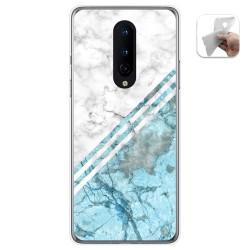 Funda Gel Tpu para OnePlus 8 diseño Mármol 02 Dibujos