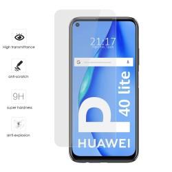 Protector Cristal Templado para Huawei P40 Lite Vidrio