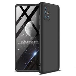 Funda Carcasa GKK 360 para Samsung Galaxy A71 Color Negra
