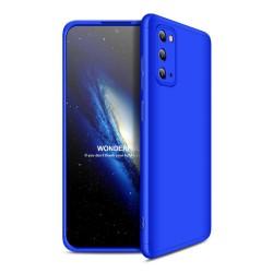 Funda Carcasa GKK 360 para Samsung Galaxy S20 Color Azul
