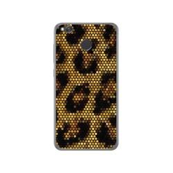 Funda Gel Tpu para Xiaomi Redmi 4X Diseño Leopardo Dibujos