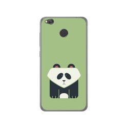 Funda Gel Tpu para Xiaomi Redmi 4X Diseño Panda Dibujos