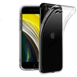 Funda Silicona Gel TPU Transparente para Iphone SE 2020