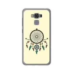"""Funda Gel Tpu para Asus Zenfone 3 Max 5.5"""" Zc553Kl Diseño Atrapasueños Dibujos"""