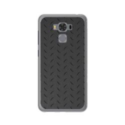 """Funda Gel Tpu para Asus Zenfone 3 Max 5.5"""" Zc553Kl Diseño Metal Dibujos"""