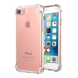 Funda Gel Tpu Anti-Shock Transparente para Iphone SE 2020
