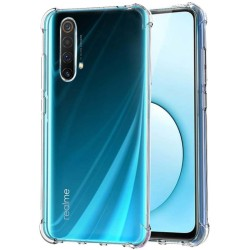 Funda Gel Tpu Anti-Shock Transparente para Realme X3 SuperZoom