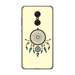 Funda Gel Tpu para Xiaomi Redmi Note 4X / Note 4 Version Global Diseño Atrapasueños Dibujos