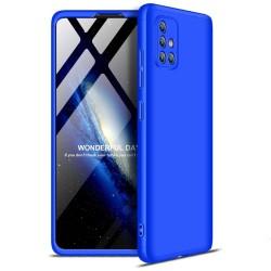 Funda Carcasa GKK 360 para Samsung Galaxy A71 Color Azul