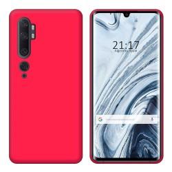 Funda Silicona Gel TPU Rosa para Xiaomi Mi Note 10 / Mi Note 10 Pro