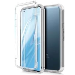 Funda Completa Transparente Pc + Tpu Full Body 360 para Xiaomi Mi 10 / Mi 10 Pro