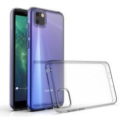 Funda Silicona Gel TPU Transparente para Huawei Y5p