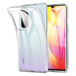 Funda Silicona Gel TPU Transparente para Xiaomi Mi Note 10 Lite