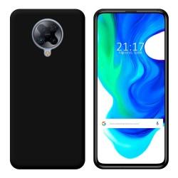 Funda Silicona Gel TPU Negra para Xiaomi POCO F2 Pro