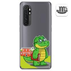 Funda Gel Transparente para Xiaomi Mi Note 10 Lite diseño Coco Dibujos