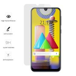 Protector Cristal Templado para Samsung Galaxy M31 Vidrio