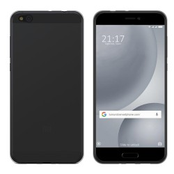 Funda Gel Tpu para Xiaomi Mi 5C Color Negra