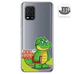 Funda Gel Transparente para Xiaomi Mi 10 Lite diseño Coco Dibujos