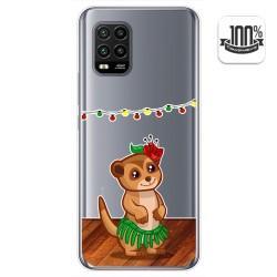 Funda Gel Transparente para Xiaomi Mi 10 Lite diseño Suricata Dibujos