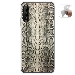 Funda Gel Tpu para Huawei P Smart Pro diseño Animal 01 Dibujos