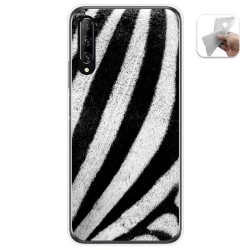 Funda Gel Tpu para Huawei P Smart Pro diseño Animal 02 Dibujos