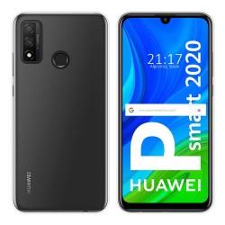 Funda Silicona Gel TPU Transparente para Huawei P Smart 2020