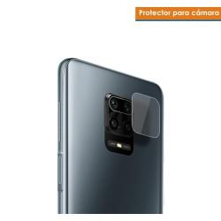 Protector Cristal Templado Cámara Trasera para Xiaomi Redmi Note 9S / Note 9 Pro Vidrio