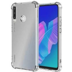 Funda Gel Tpu Anti-Shock Transparente para Huawei P40 Lite E