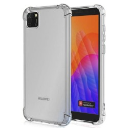 Funda Gel Tpu Anti-Shock Transparente para Huawei Y5p