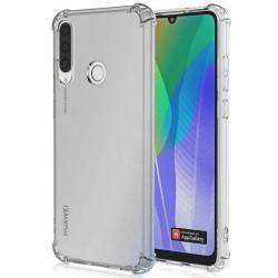 Funda Gel Tpu Anti-Shock Transparente para Huawei Y6p