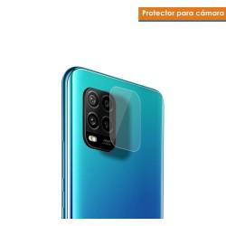 Protector Cristal Templado Cámara Trasera para Xiaomi Mi 10 Lite Vidrio